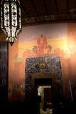Farstun av statehousen i Baton Rouge USA Royaltyfria Bilder