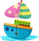 fartyg royaltyfri illustrationer
