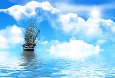 fartyg Royaltyfria Foton