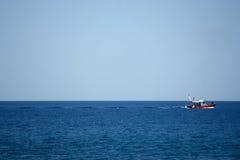 fartyg Arkivbild