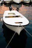 fartyg anslutat fiske Royaltyfri Foto
