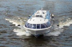 Fartyg för turister Arkivbilder