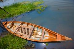 Fartyg i Vietnam Arkivfoton