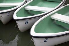 Fartyg på sjön Arkivfoton