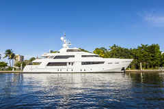 Fartyg på strand returnerar i Fort Lauderdale Royaltyfria Bilder