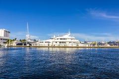 Fartyg på strand returnerar i Fort Lauderdale Royaltyfria Foton