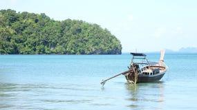 fartyg thailand Arkivfoto