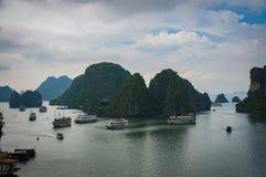 fartyg thailand Royaltyfri Fotografi