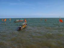 Fartyg till havet Royaltyfri Fotografi