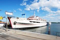fartyg toronto Royaltyfri Fotografi