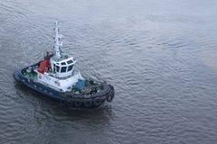 fartygbogserbåt Arkivfoto