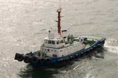 fartygbogserbåt Arkivfoton