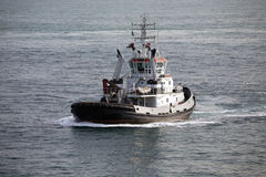 fartygbogserbåt Fotografering för Bildbyråer