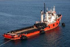 fartygbogserbåt arkivbilder
