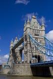 fartygbro gammala london arkivbild
