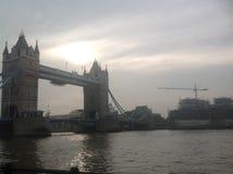 fartygbro gammala london Royaltyfri Foto