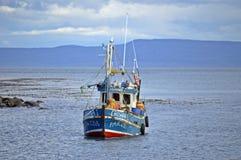 fartygchile fiske arkivfoton