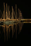 fartygdock Royaltyfria Bilder