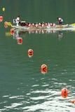 fartygdrakerace Fotografering för Bildbyråer