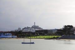 Fartyget i San Francisco Maritime parkerar Royaltyfria Foton