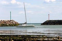 Fartyget på vilar Royaltyfri Foto
