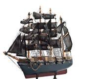 fartyget piratkopierar Royaltyfri Fotografi