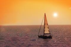 fartyget seglar royaltyfria foton