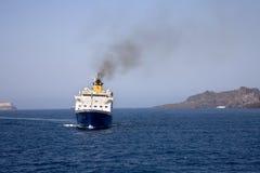 fartygfärja arkivbild