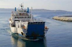 fartygfärja Fotografering för Bildbyråer