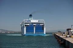 fartygfärja Royaltyfri Bild