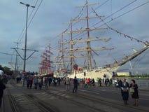 Fartygfestival Arkivbild