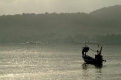 fartygfiskmorgon Royaltyfria Foton