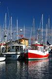 fartyghamn Royaltyfri Bild