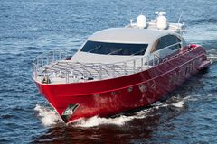 fartyghastighet Royaltyfri Bild