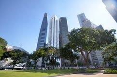 Fartygkaj Singapore Royaltyfria Bilder