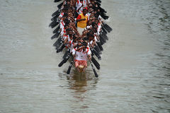fartygkerala races Royaltyfri Foto