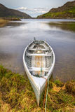 fartygkillarney lake Royaltyfri Fotografi