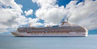 fartygkryssning Royaltyfria Bilder