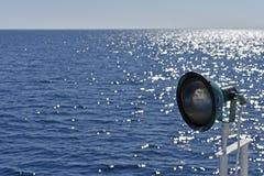 Fartyglampa royaltyfri fotografi