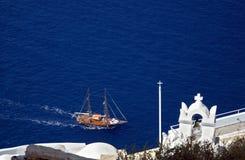 fartygnöje Royaltyfri Foto