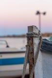 Fartygpilbåge Fotografering för Bildbyråer