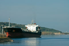 fartygsändnings Royaltyfria Bilder