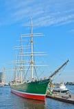fartygsegling Royaltyfri Fotografi