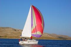 fartygsegling Royaltyfria Bilder