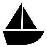 Fartygskårasymbol Royaltyfri Foto