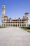 faruk παλάτι s βασιλιάδων montazah στοκ εικόνες