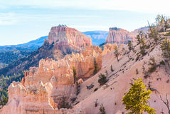 Farview Point at Bryce Canyon Royalty Free Stock Images