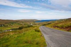 Fasach, Glendale, Insel von Skye Lizenzfreie Stockbilder