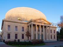 Fasad av De Fundatie i Zwolle, Nederländerna Arkivfoton