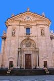 Fasad av domkyrkan arkivbild